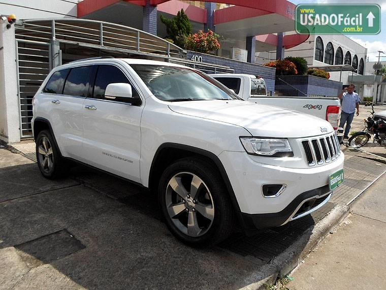 Veículo à venda: grand cherokee limited 4x4