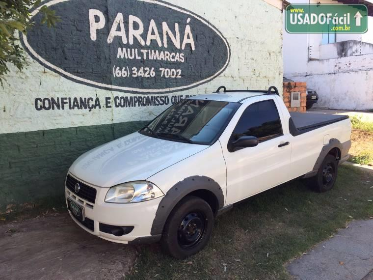 Veículo à venda: pick-up strada 1.4 cs