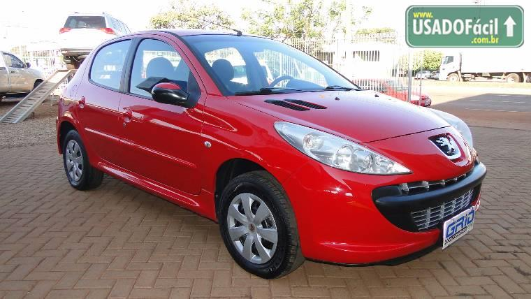 Veículo à venda: peugeot 207 hatch xr flex