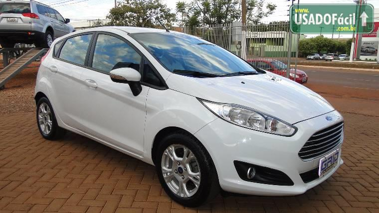 Veículo à venda: new fiesta hatch 4p flex